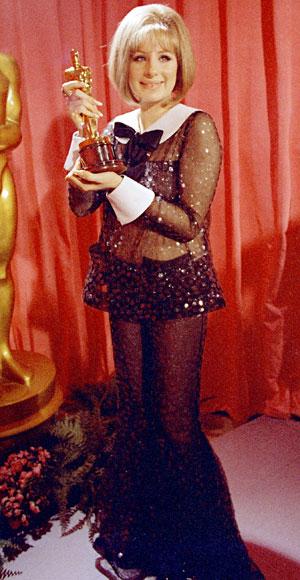 Barbara Streisand, 1969 Oscars