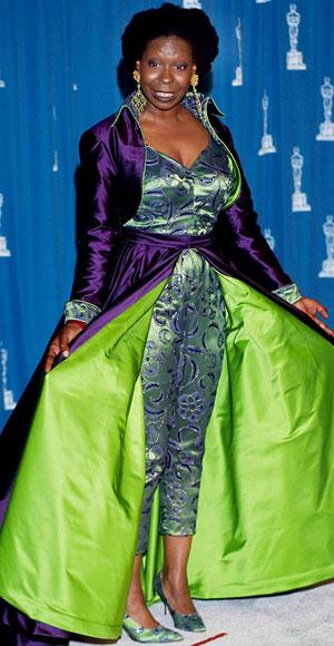 Whoopi Goldberg, 1992 Oscars
