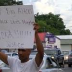 Black Men Not Safe In America!