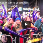 Watch Me Nae Nae on Times Square!